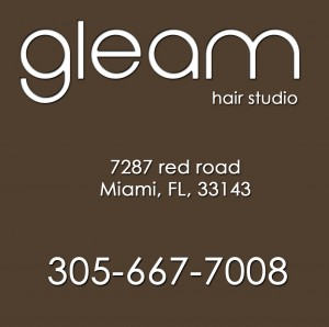 Gleam Hair Studio..